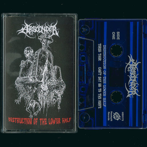 "Absconder ""Destruction of the Lower Half"" MC"