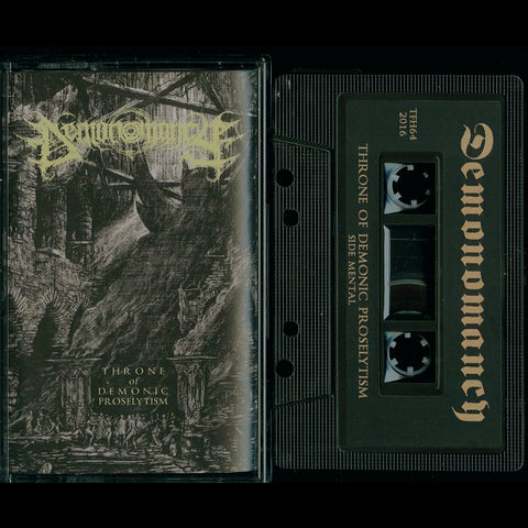 "Demonomancy ""Throne of Demonic Proselytism"" MC"