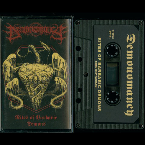 "Demonomancy ""Rites of Barbaric Demons"" MC"