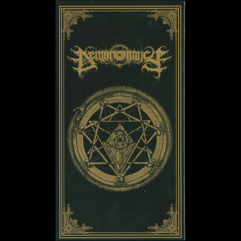 Demonomancy 3 x Tape Boxset