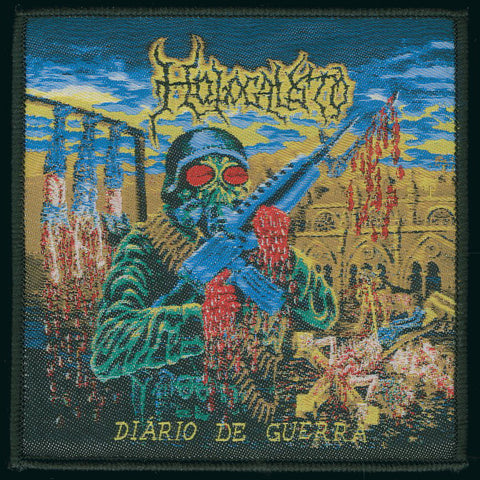 "Holocausto ""Diario de Guerra"" Patch"