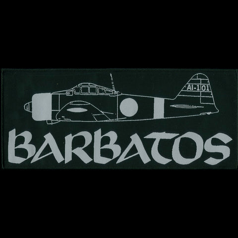 "Barbatos ""Logo"" 9"" Strip Patch"