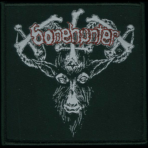 "Bonehunter ""Goat's Head"" Patch"