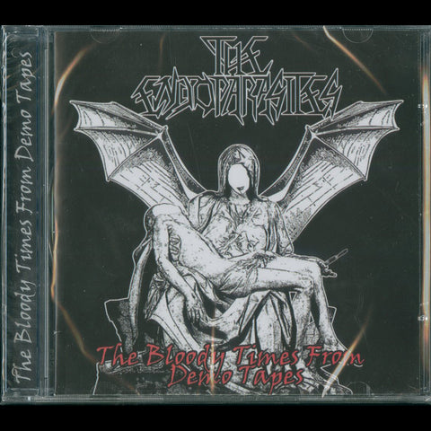 "The Endoparasites ""The Bloody Times from Demo Tapes"" CD"