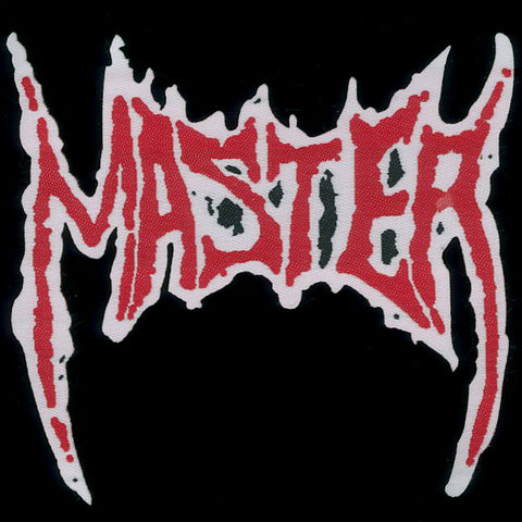 "Master ""Logo"" Shaped Patch"