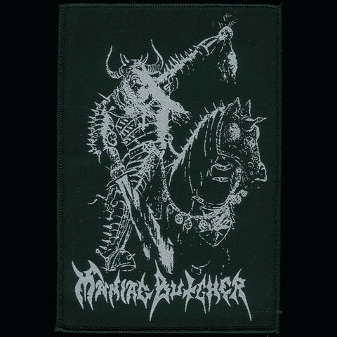 "Maniac Butcher ""Horse Rider"" Patch"