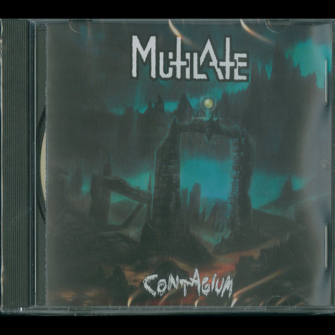 "Mutilate ""Contagium"" CD"