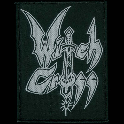 "Witch Cross ""Logo"" Patch"