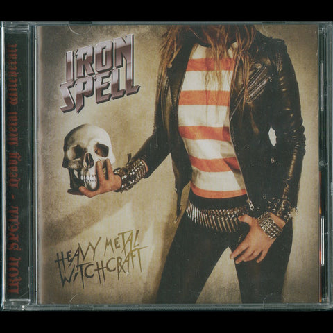 "Iron Spell ""Heavy Metal Witchcraft"" CD"