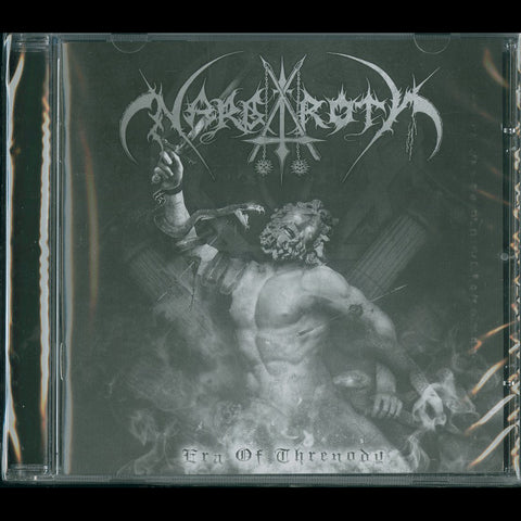 "Nargaroth ""Era Of Threnody"" CD"