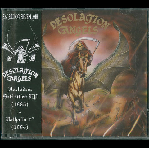 "Desolation Angels ""Desolation Angels + Valhalla"" CD"