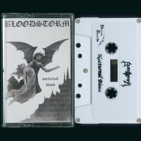 "Bloodstorm ""Nocturnal Blood"" MC"