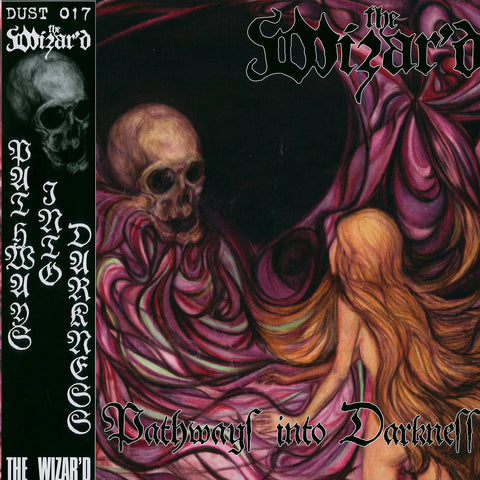 "THE WIZAR'D ""Pathways Into Darkness"" LP"