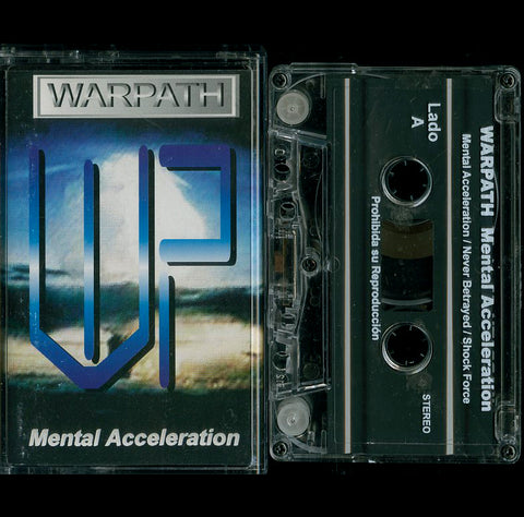 "Warpath ""Mental Acceleration"" Demo (Chilean Thrash 1988)"
