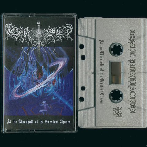 "Cosmic Putrefaction ""As the Threshold of the Greatest Chasm"" MC"