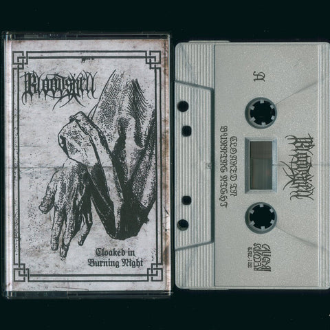 "Bloodspell ""Cloaked in Burning Light"" MC"