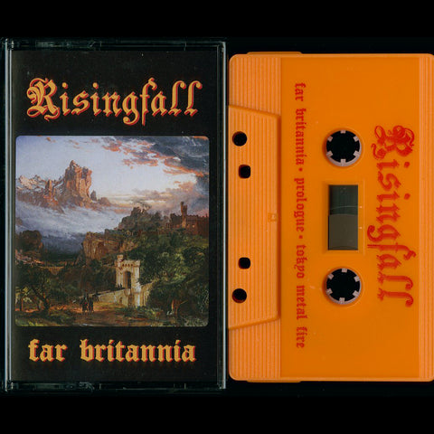 "Risingfall ""Far Britannia / Prologue / Tokyo Metal Fire"" MC"