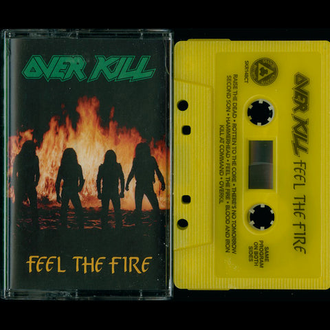 "Overkill ""Feel The Fire"" MC"