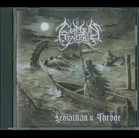 "Clamor in Tenebris ""Leviathan's Throne"" CD"