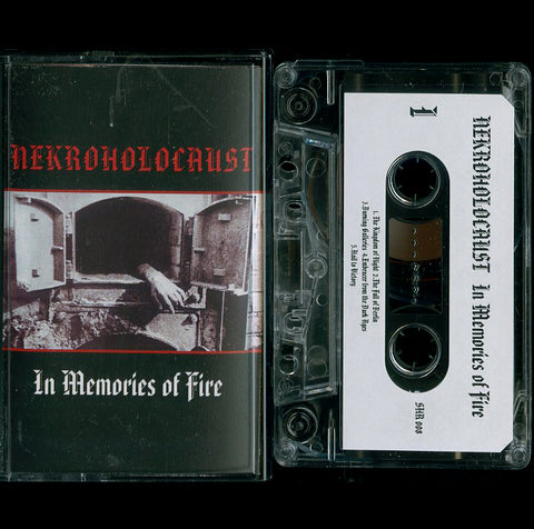 "Nekroholocaust ""In Memories of Fire"" MC"