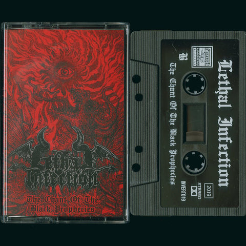 "Lethal Infection ""The Chant of the Black Prophecies"" MC"