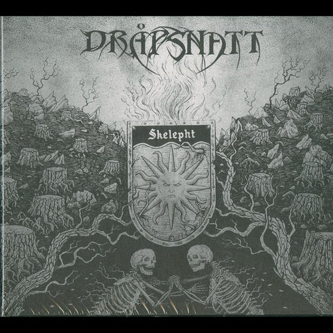 "Dråpsnatt ""Skelepht"" Digipak CD"