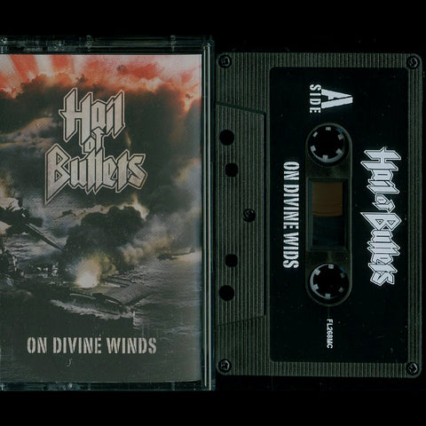 "Hail of Bullets ""Of Divine Winds"" MC"