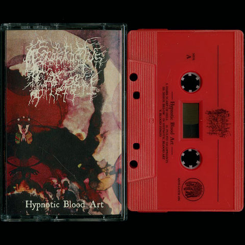 "Prosanctus Inferi ""Hypnotic Blood Art"" MC"