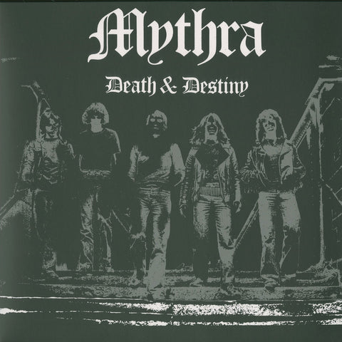 "Mythra ""Death & Destiny"" LP (NWOBHM)"