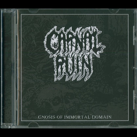 "Carnal Ruin ""Gnosis of Immortal Domain"" CD"