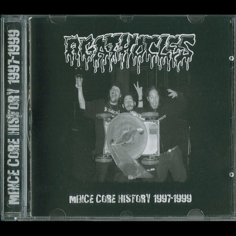 "Agathocles ""Mince Core History 1997-1999"" CD"