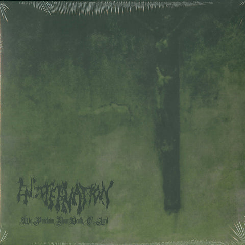 "Encoffination ""We Proclaim Your Death O' Lord"" Double LP"