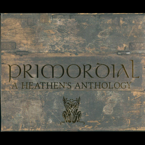 "PRIMORDIAL ""A HEATHEN'S ANTHOLOGY"" 8 x MC Boxset"