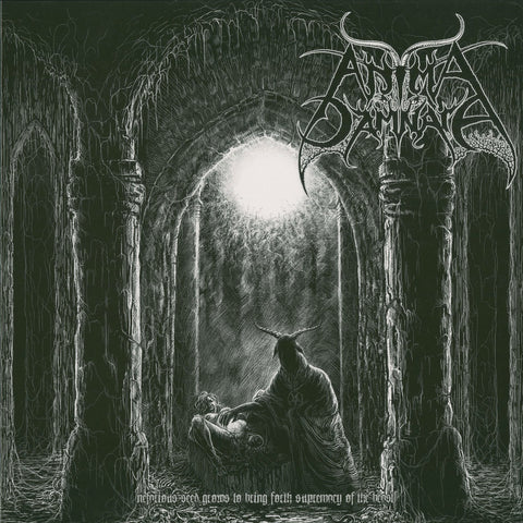 "Anima Damnata ""Nefarious Seed Grows to Bring Forth Supremacy of the Beast"" LP"