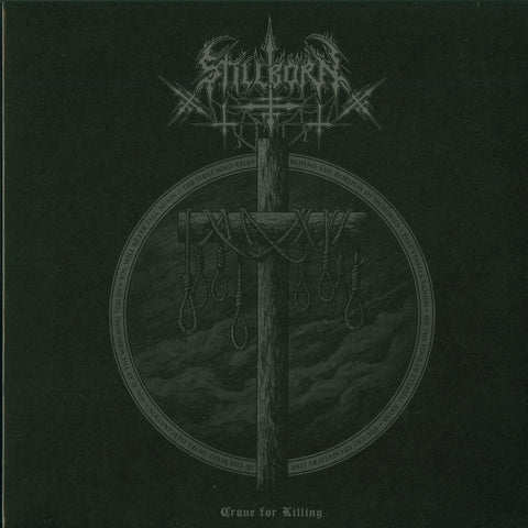 "Stillborn ""Crave for Killing"" LP"