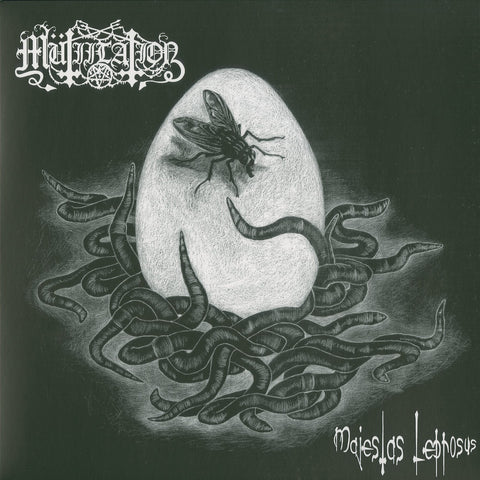 "Mütiilation ""Majestas Leprosus"" LP"