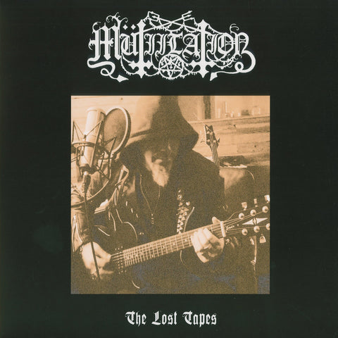 "Mütiilation ""The Lost Tapes"" LP"