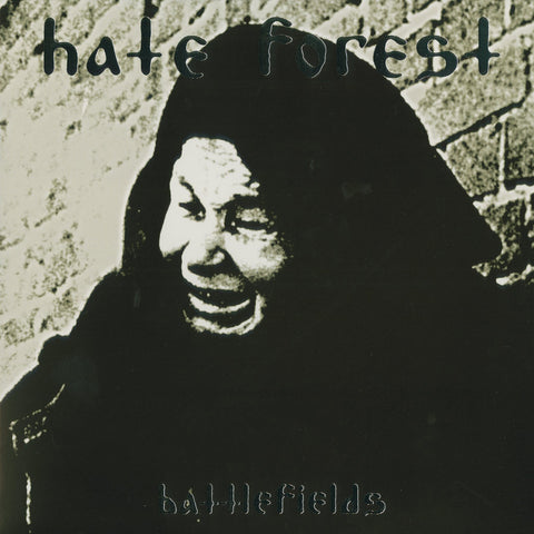 "Hate Forest ""Battlefields"" LP"