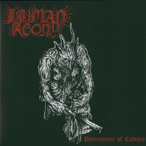 "Human Agony ""Putrescence of Calvary"" LP"