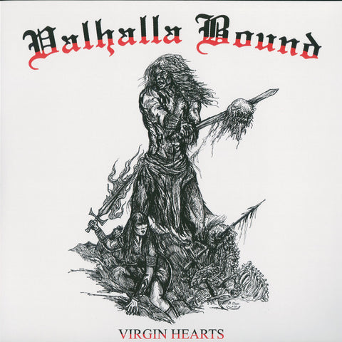 "Valhalla Bound ""Virgin Hearts"" LP"