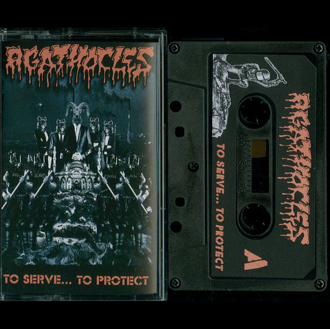 "Agathocles ""To Serve... ...To Protect "" MC"