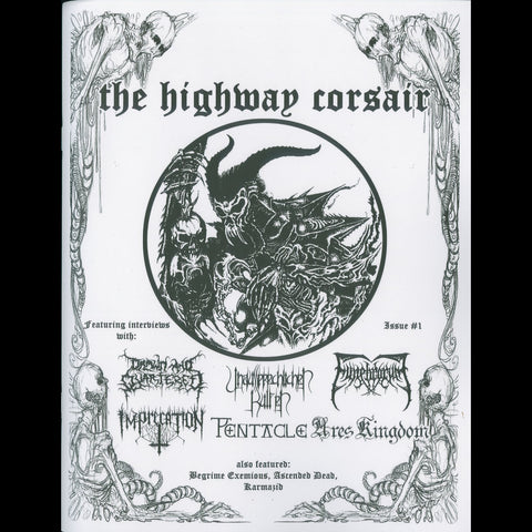 The Highway Corsair Zine #1