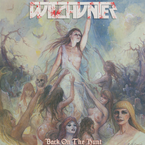 "Witchunter ""Back on the Hunt"" LP"