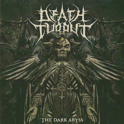 "Death Tyrant ""The Dark Abyss"" LP"