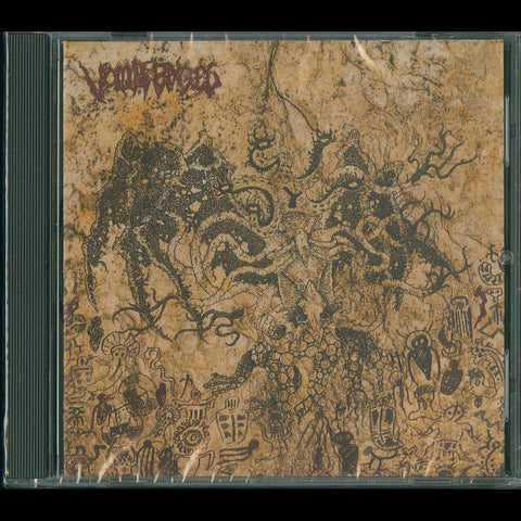 "Vomit Angel ""Imprint of Extinction"" CD"