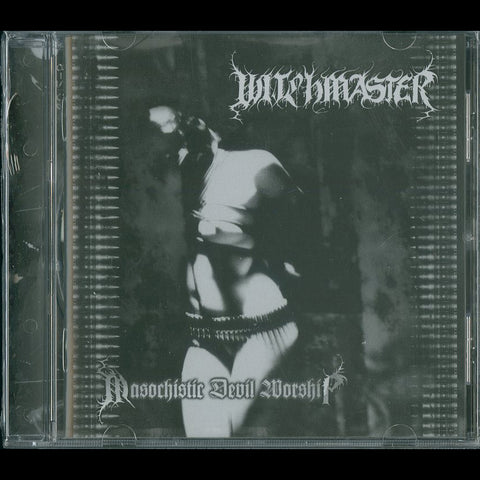 "Witchmaster ""Masochistic Devil Worship"" CD"