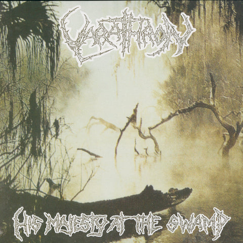"Varathron ""His Majesty at the Swamp"" LP"