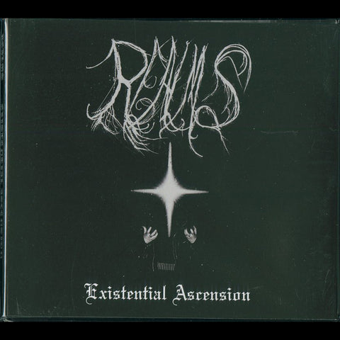 "Ruins ""Existential Ascension"" Digipak CD"