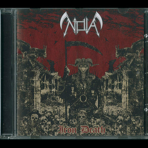 "NOIA ""Iron Death"" CD"