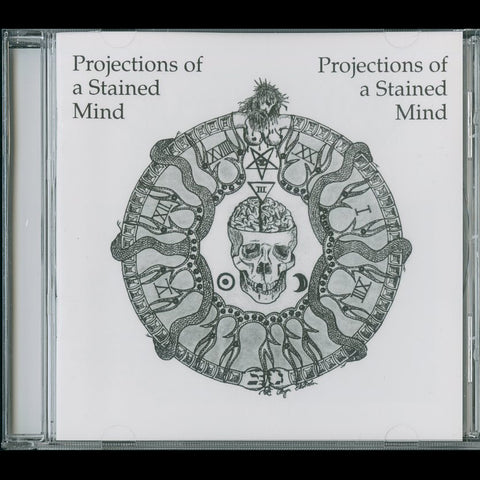 "V/A ""Projections of A Stained Mind"" CD"